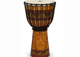 Toca Origins Series Djembe Tribal Mask Small (RB-TODJTM) ***IN STOCK***