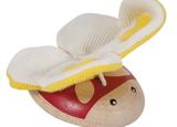 Plan Toys Butterfly Rattle & Mirror (WMC – 5237)