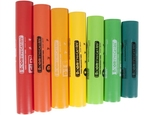 Boomwhackers 7-note Treble Extension Set (BWEG)