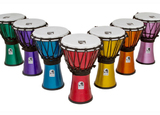 Toca Freestyle Colorsound Djembe Drums 7″ Set of 7 FREE SHIPPING (RB-TFCDJ-7MS)