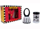 Cage Bell & Rain Shaker (WMC-K7104)