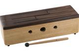 Wooden Log-Tone Drum 4 Notes w/Mallet (WMC-7001) ***CLOSEOUT***