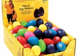 Egg Shakers 48-Piece Display (LPR001BD48-I)