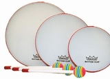 ***SPECIAL*** Remo Rhythm Club Hand Drums – 6″ $6.85 / 8″ $8.00 / 10″ $11.50 / Set of all 3  $22.50