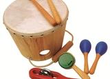 Shake Rattle & Drum Kit (WMC-K17101)