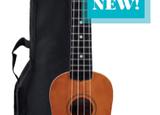 Soprano Ukulele w/Carry Bag (WMC-UK7901-SO)