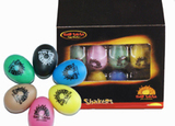 Salsa Club Egg Shaker Eggs 72 pack (CS405)