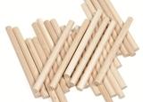 Lummi Sticks 10″ – 6 Pairs (RS7001-10)