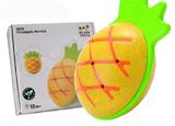 Pineapple Maraca 6 pack (WMC-5628)