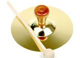 5″ Cymbal w/Mallet (WMC-3702) CLOSEOUT!!!!