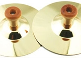5″ Cymbals (pair) w/Mallet (WMC-3701) CLOSEOUT!!!